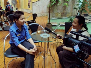 Interview Khun Joy-Resort Manager