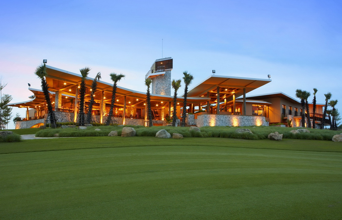 Country Club Interior Design: Thailand Wins Another Golf Tourism Award