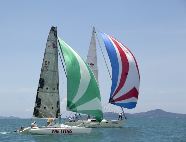 Top of the Gulf Regatta 2011 - halcyon days, perfect sailing conditions -  Guy Nowell/Top of the Gulf