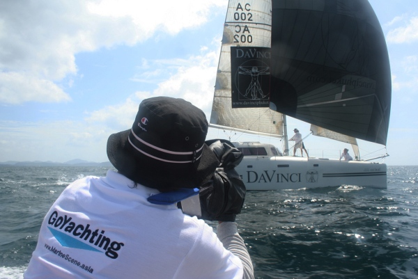 Go Yachting TV - professionally capturing on-water action and sailing events in High Definition, for TV and online broadcast.