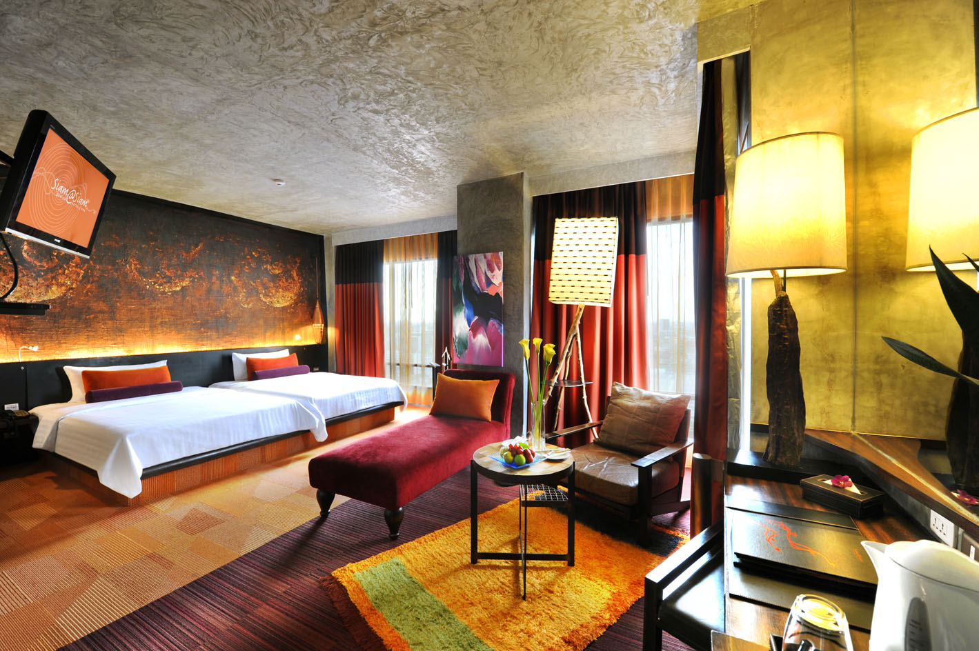 Siam siam expands to pattaya absolute thai for Design hotel pattaya