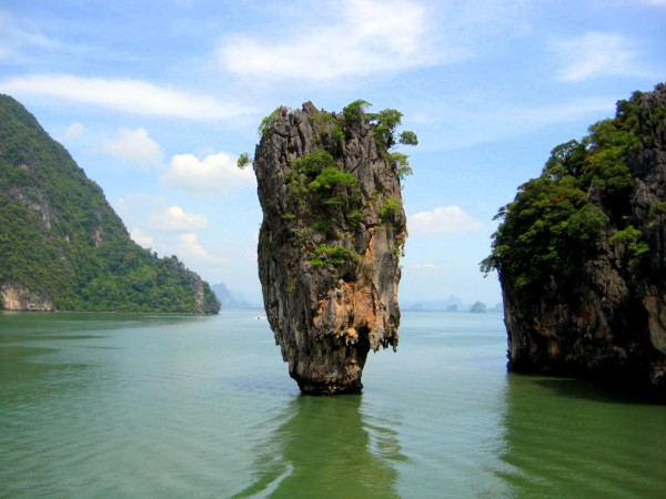 list national parks thailand