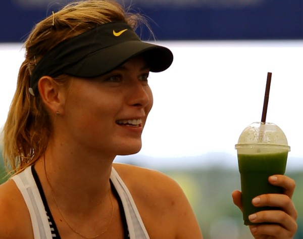 sharapova-smoothie